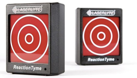 LaserLyte TLB-RT Reaction Tyme Laser Target Review