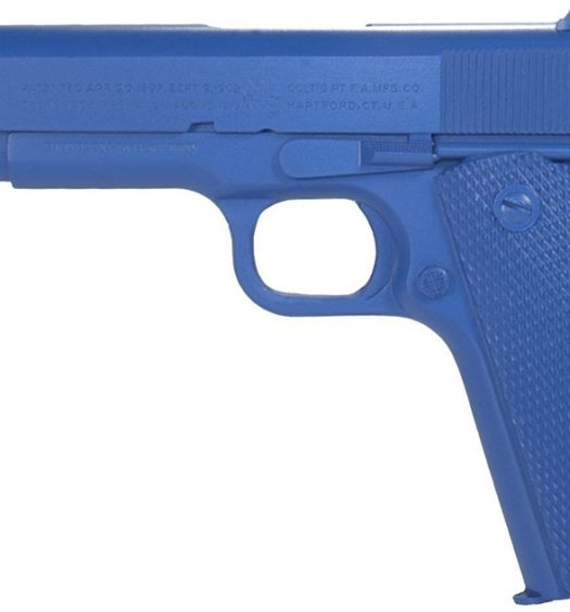 ring's blue training gun