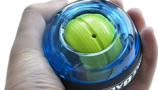 Gyro Ball Hand Exerciser Review