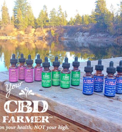 cbd farmer oil products