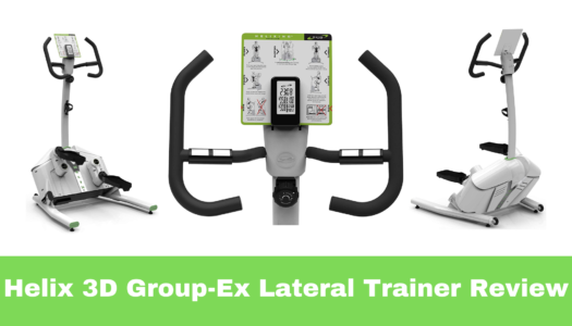 Helix 3D Group-Ex Lateral Trainer Review